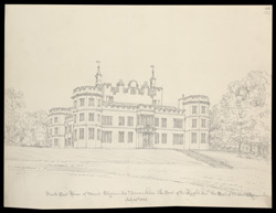 Mount Edgecumbe, Devon, 1821 f.121